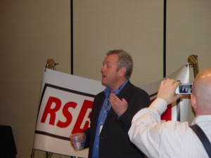 Andrew Breitbart at CPAC