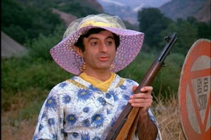 Klinger supports Don't ask Don't tell. He told!