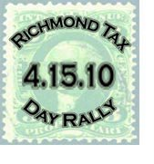 Richmond Tea Party - Click for info