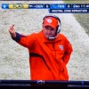 Tennessee Titan&#039;s Defensive Coordinator Chuck Cecil Flags the Refs