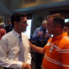 Todd Rojcewicz gives Eric Cantor a message on fiscal responsibility