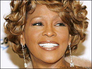 Foto Whitney Houston